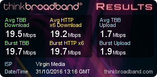 Run Your Own Free Broadband Speed Test