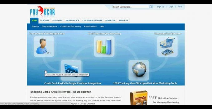 PayGear Affiliate Marketers are selling for FREE!