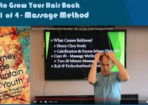 How to Grow Your Hair Back Naturally
